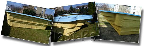 gfk schwimmbecken pool 8 00x3 20x1 50 fertigbecken einbaubecken komplett ebay. Black Bedroom Furniture Sets. Home Design Ideas