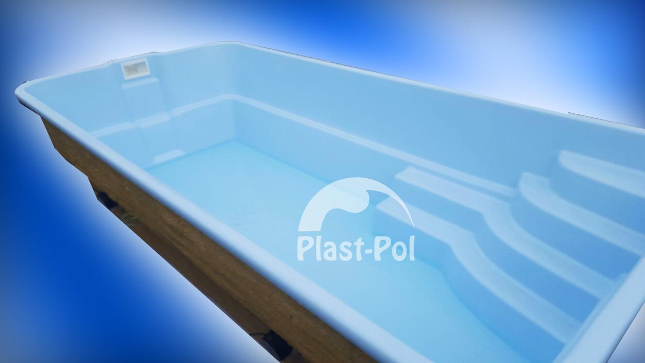 Eckig gfk schwimmbecken swimming pool 8 10x3 70x1 50 for Schwimmbecken eckig aufblasbar